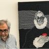 """Logo Entrevista a Julio Basle, artista plástico de bordado """"lo mío fue intuitivo"""""""