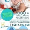 Logo Entrevista a Daiana Apelans, la madre del bebé Gian Apelans de TODOS X GIAN.