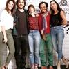 Logo Entrevista a Lucho Milocco, Eva Harvez y Cassio Carvalho, integrantes de Pim-Pau