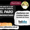 Logo Entrevista a Cristhian Dodaro, secretario de Prensa de FEDUBA por el paro universitario