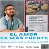 """Logo #ElAmorEsMasFuerte entrevista a Juan Godoy, autor de """"La brasa Ardiente contra la cuádruple infamia"""""""