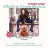 Logo La música y alegría de Alejandra Burgos de nuevo en ACCESO ILIMITADO