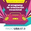 Logo Se vienen las V Jornadas de Orientación Vocacional de la UBA: #YO QUIERO ESTUDIAR