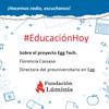 Logo Proyecto Egg Tech busca fomentar la creatividad e inteligencia emocional de los estudiantes