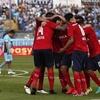 Logo Análisis primer tiempo Temperley 0-1 Independiente