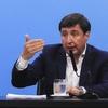 """Logo Daniel Arroyo: """"Los que más sufren la no presencialidad son los más pobres"""""""