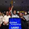 """Logo Ecuador: """"La derecha hizo un buen trabajo diciendo que el gran enemigo es el correísmo"""""""