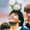 Logo El recuerdo de Diego Maradona