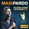 Logo Maxi Pardo nota con @juan_miceli sobre show con tecnología inclusiva @Maxi_Pardo
