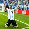 """Logo JP Varsky / Argentina 2 Nigeria 1 / """"Nunca hay que dejar de creer"""""""
