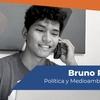 Logo Politica y Ambiente - Bruno Rodriguez - Radio con vos 89.9 - Mejor Pais del Mundo