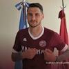 """Logo Tiago Pagnussat: """"Me encanto la estructura del club y el equipo"""""""