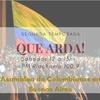 Logo QUE ARDA - Columna Asamblea de Colombianes en Buenos Aires