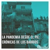 """Logo Marcha en Trilce: La pandemia """"desde el pie"""""""