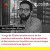 Logo Entrevista a Saúl Hernández Alfaro - Miradas del Sur Global