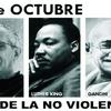 Logo Dia Internacional de la No-Violencia
