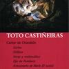 Logo Hugo Paredero recomendó Cantar de Charabón,el libro que reúne la obra de Toto Castiñeiñas