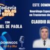 Logo Entrevista a Claudio Aldaz - Neurólogo especialista en Trastorno del Sueño