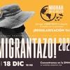 Logo 18D: Día Internacional de los Derechos de las Personas Migrantes
