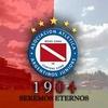 Logo Argentinos para todos - Martes 16/AGO/2016 - Programa Especial AAAJ 112 años