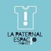 Logo Columna de Franc Paredes de La Paternal Espacio Proyecto.