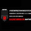 Logo #SiempreNosMienten Alejandro Parra- Psicologia paranormal.