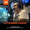 Logo La Primera Piedra con Alejandro Di Biasi, Pili Wolffelt y Néstor Llidó