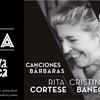"""Logo Entrevista en Futurock.fm - Rita Cortese  y Cristina Banegas presentan """"Canciones Bárbaras"""""""