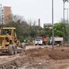 """Logo Constructoras y obra pública paralizada en Santa Fe: """"la situación se hace cada vez más insostenible"""