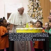 Logo Hoy cumple 82 años el Papa Francisco