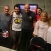 """Logo Marta Varela, Marcelo Petetta & Hector Mansur en """"La Redaccion"""" - LT3 Rosario"""