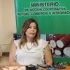 """Logo Karina Aguirre: """"Se está potenciando la producción misionera con el Programa Productos Misioneros"""""""