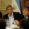 """Logo López Mieres: """"Caputo mintió a los diputados y senadores y mintió al pueblo argentino"""""""