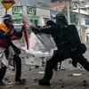 """Logo Colombia: """"Ante una crisis social el gobierno sigue respondiendo de forma militarista"""""""