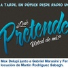 Logo QUE PRETENDE USTED DE MI - CORTINA DE INICIO DE PROGRAMA