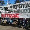 Logo Varela: denuncia del gremio de Sitraic contra la UOCRA