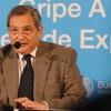 Logo En #RuletaRusa el ministro de Salud, Jorge Lemus habló sobre la Cobertura Universal de Salud