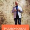 Logo PASARON COSAS  por Álvaro Ruíz Moreno en Radio Universidad 580 AM
