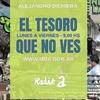 Logo El Tesoro Que No Ves Entrevista telefónica a Patricia Lopez Arrojo Paso por Radio a.