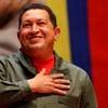 """Logo """"Hugo Chávez, el hombre que no se quedaba callado"""""""