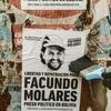 """Logo Facundo sigue preso en Bolivia. """"No sé si nos queda algún organismo en el mundo a quién reclamar"""""""
