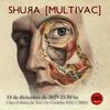 Logo Shura Multivac invita al último recital del año en Sonidos Clandestinos