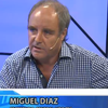 Logo Miguel Diaz en Radio Latina con Eduardo Serenellini