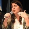 """Logo Ana Castellani en Cazadores: """"Tenemos que dejar atrás la forma binaria de ver la sociedad"""""""
