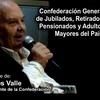 Logo Genética Sindical. Programa #138 -  02/09/2021. Entrevista con Carlos Valle