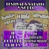 Logo FESTIVAL SOLIDARIO RECORDANDO A NURIA Y NATALIA VICTIMAS DE FEMICIDIO