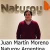 """Logo Juan Moreno: """"Fundación Naturgy llegó con los aportes del programa Emprendedores Sociales a 21 ONG """""""