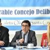 Logo Javier Aybar ratificó la separación de Martínez si hay procesamiento por acoso sexual