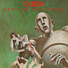 "logo Discos del '77: ""Queen - News of the world"""