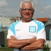Logo Miguel Gomis - Director General de Fútbol Amateur de Racing